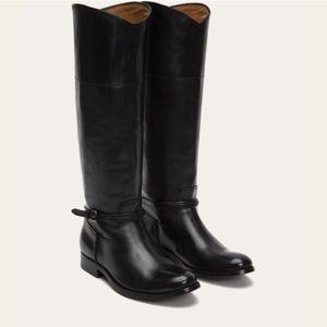 Frye Boots MELISSA SEAM TALL - Black 8
